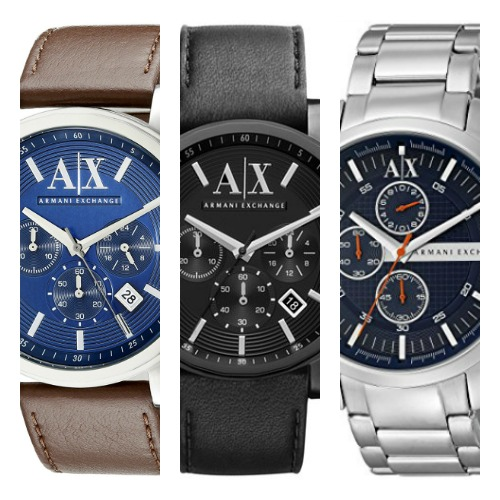 Best Armani Exchange Watches