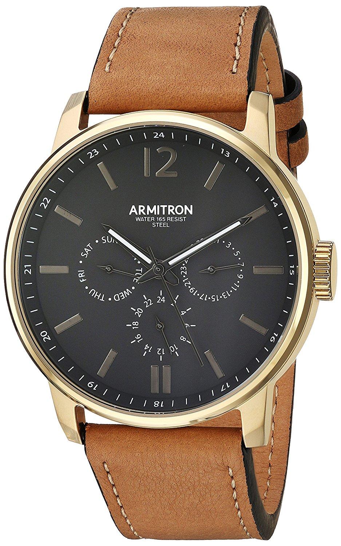 Armitron 205217BKGPTN