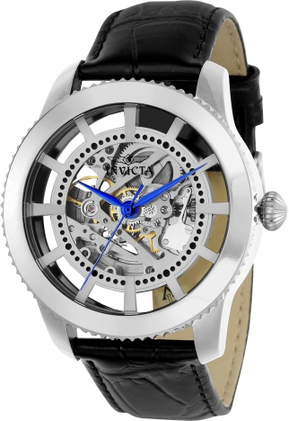 Invicta skeleton watches